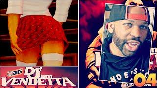 Def Jam Vendetta Walkthrough Gameplay Part 4 - Them Cakes!  Rage Quit Though!