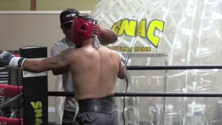 Jonathan Chicas on his Aug. 5 fight w/ Arnold Barbosa, Jr