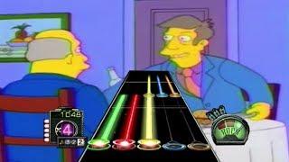 Скачать Steamed Hams But It S A Custom Guitar Hero Song