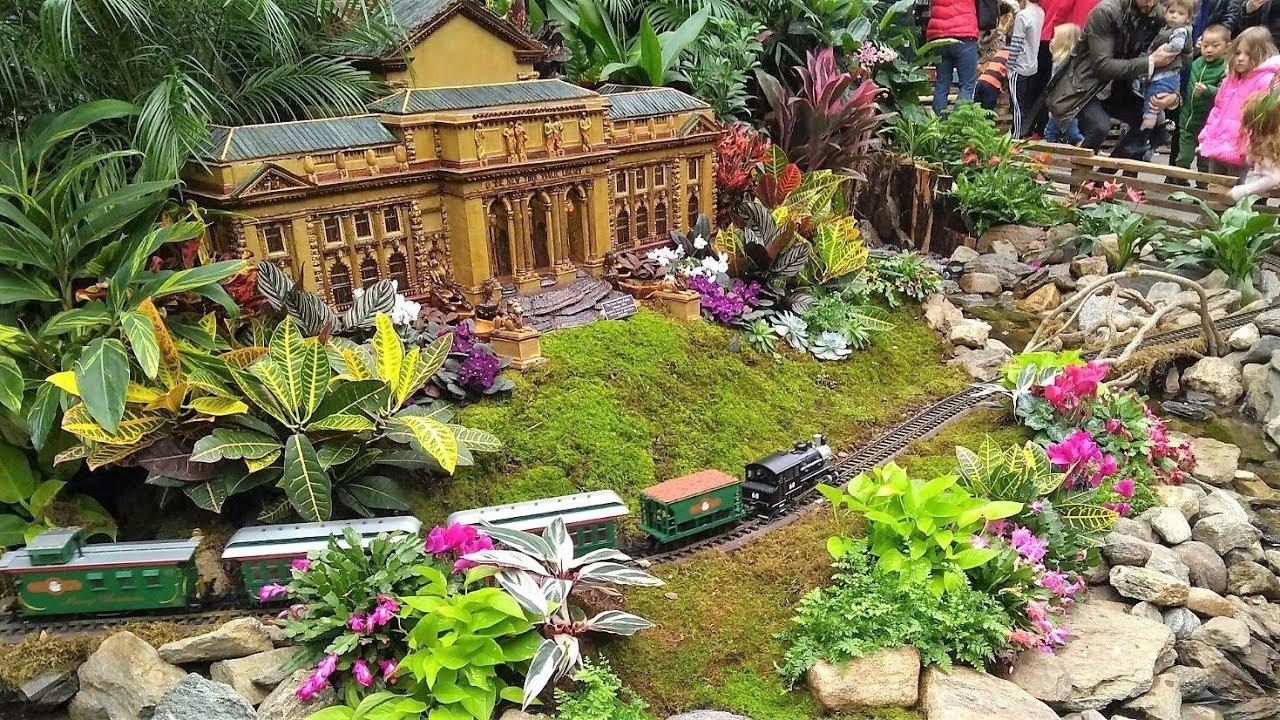 new york botanical garden train show 2018