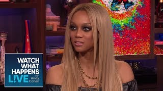 Does Tyra Banks' Supermodel Dream Team Include Kendall Jenner and Bella Hadid? | WWHL