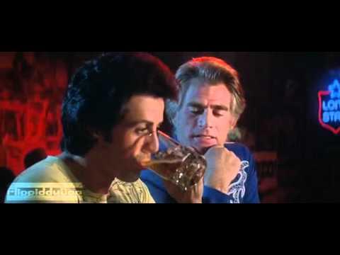 Nick and Barnett meet, Rhinestone (1984)