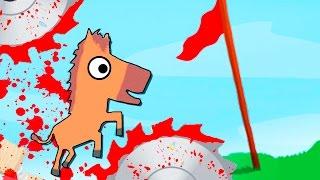 САМЫЙ ТРУДНЫЙ УРОВЕНЬ В МИРЕ! (Ultimate Chicken Horse)