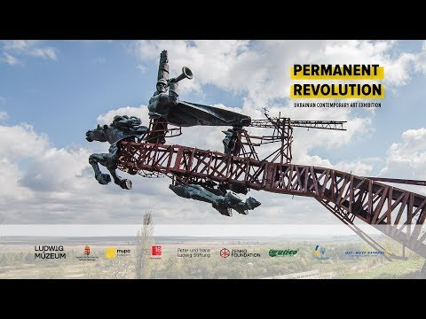 Permanent Revolution exhibition in Ludwig Museum in Budapest