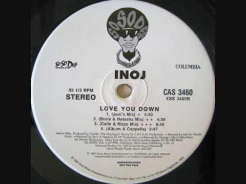Inoj - Love You Down (Joni's Mix)