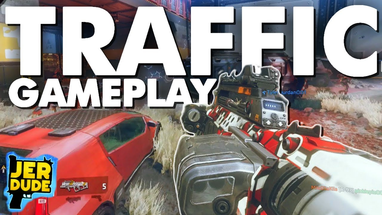 Titanfall 2 Traffic Gameplay Worst Live Fire Map Youtube