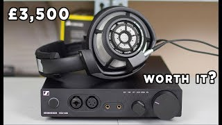 Sennheiser HDV 820 and HD 800 S Review - £3500 well spent ?