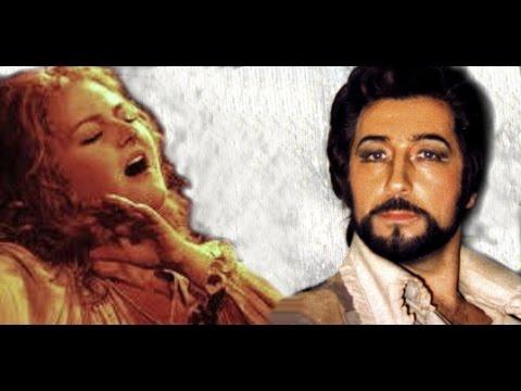 """MICHAIL SVETLEV & EDITA GRUBEROVA in Duet """"Lucia di Lammermoor"""", cond. Nello Santi"""