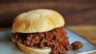 Spicy Sloppy Joe