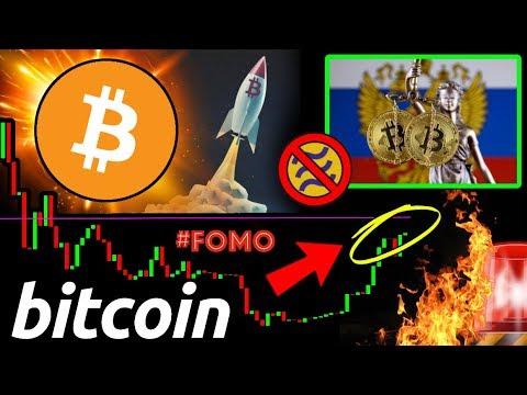 Bitcoin FOMO TRIGGER! Russia To LEGALIZE CRYPTO... But NOT FACEBOOK LIBRA?!? 🚨