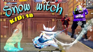 Fast Like A Wolf - KD/18 | Met Fans | Lord Of Gungame | Pubg Mobile
