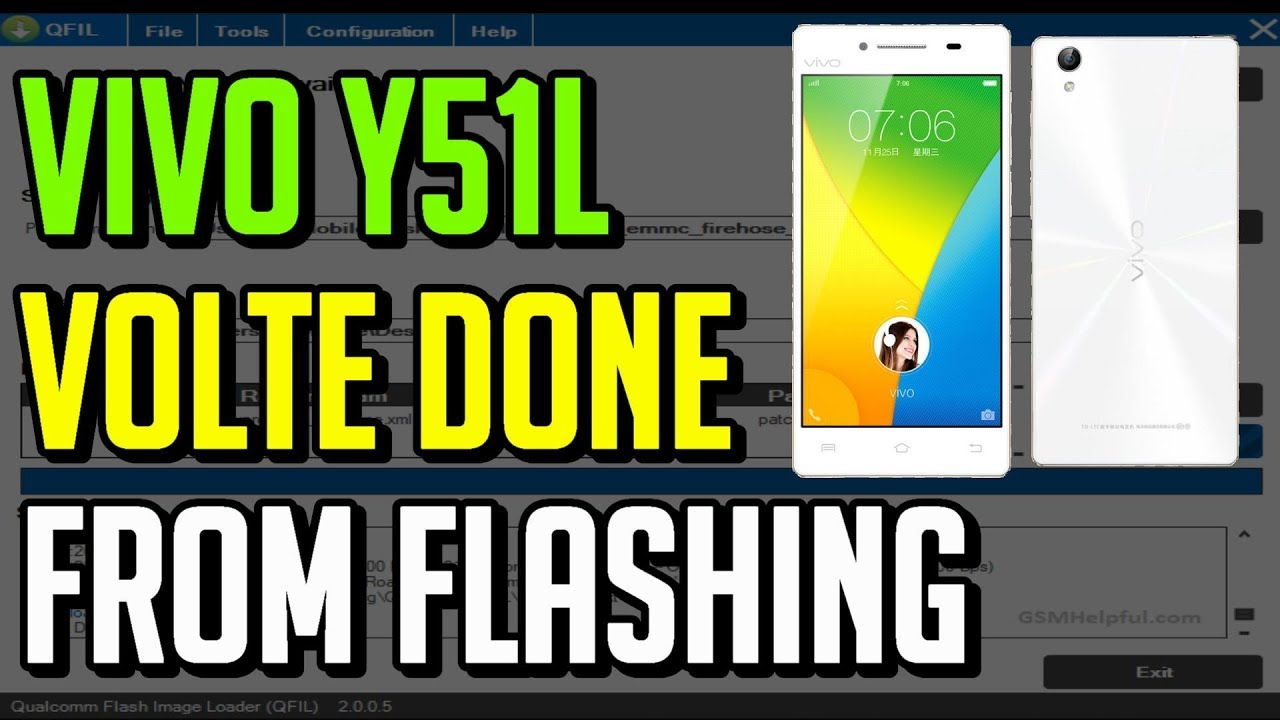 Vivo Y51L JIO VoLTE Update & VoLTE Flash file | Hindi - Urdu