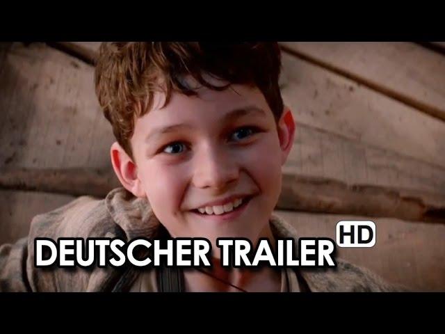 PAN Trailer German   Deutsch (2015) - Hugh Jackman HD