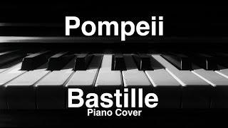 Pompeii Bastille Piano Cover