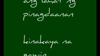 Download Sana di na lang ulit by Dello ft. Zelle - lyrics MP3 song and Music Video