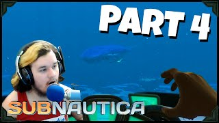 Subnautica Gameplay | TROUBLE AHEAD!! | PART 4 (HD 60FPS)