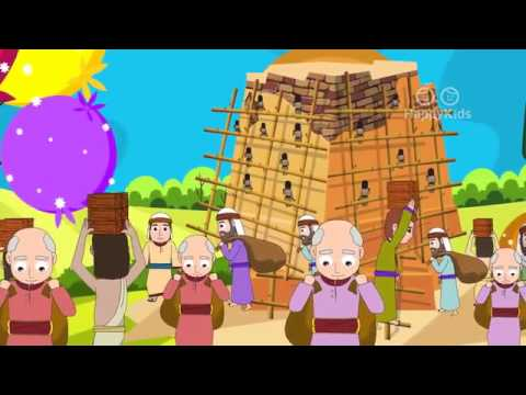 The Temple of Solomon   Bible Stories For Children