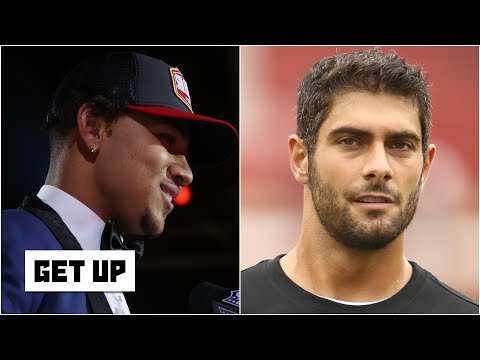 Trey Lance sitting behind Jimmy G is the best thing that could happen for him - Tannenbaum | Get Up