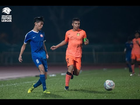 2018 Singapore Premier League: Hougang United FC 1-2 Young Lions