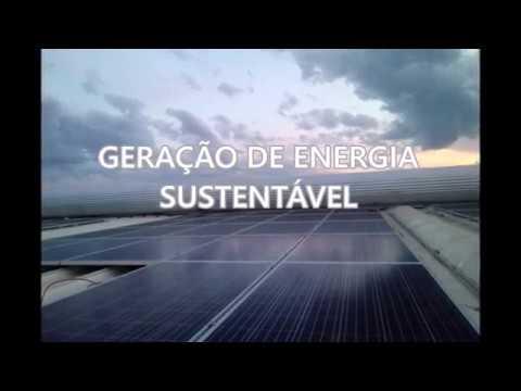 Energia Solar nos terminais da Patrus Transportes