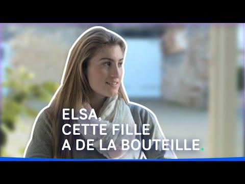 Métiers du vin - Témoignage d'Elsa, apprentie œnologue #shorts