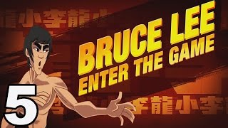 Bruce Lee: Enter The Game - Gameplay Walkthrough Part 5 - Scenes 16-20 (iOS, Android)