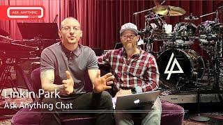 Chester Bennington Linkin Park Sixx Sense Ask Anything Chat w/ Nikki Sixx & Jenn (Full Version)