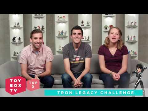Infinity Toy Box TV Top 5 - Music challenge