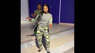 Camouflage swag Girls - Afrobeats Dance Music