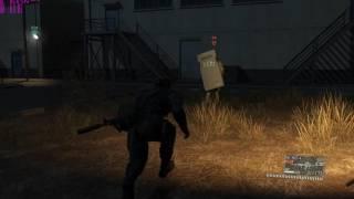 [4K] Metal Gear Solid V The Phantom Pain GTX 1080 Max Settings