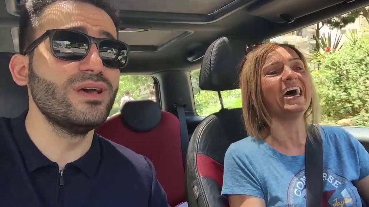 Sevak Amroyan Carmen Adjemian - YouTube