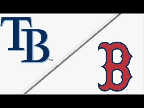Tampa Bay Rays vs Boston Red Sox | Full Game Highlights | 4/8/18