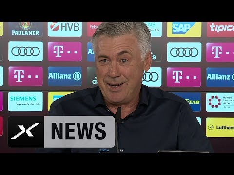 Kein Champions-League-Sieg für Bayern? Das sagt Carlo Ancelotti | FC Bayern München
