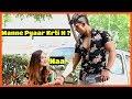 Desi Haryanvi Boy Proposing Cute Girls || Sam Khan