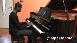 Rihanna - Stay Piano Cover
