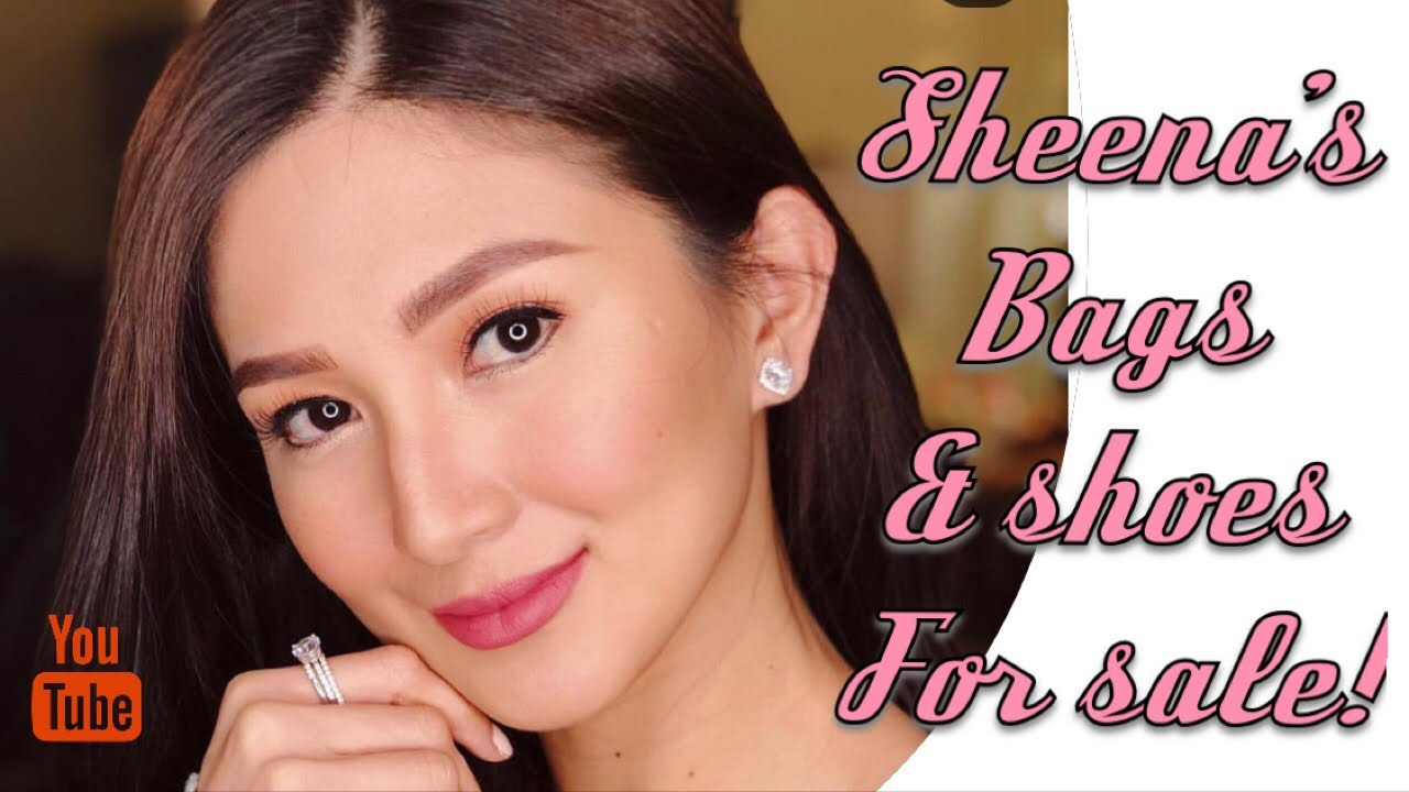 Sheena Halili's Bags & Shoes for Sale!