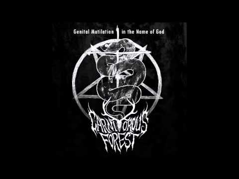 Carnivorous Forest - Carving the Cunt