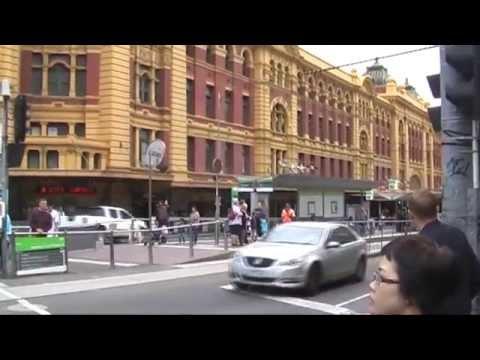 Melbourne 3/3 - Central Business District (CBD), 5-6 December 2014