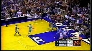 02/01/2001:  #4 North Carolina Tar Heels at #2 Duke Blue Devils