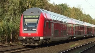 2011-10-14 [DB] Passenger cars + 146 105, RE 4471