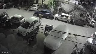 Car thief's L block