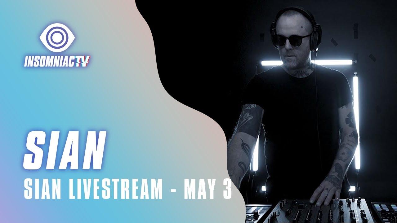 Sian Livestream (May 3, 2021)
