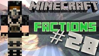 Minecraft Factions :: HUGE Diamond Raid