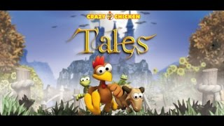 Crazy Chicken Tales | PC/Wii | 2010 | Longplay Version