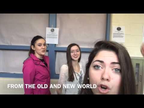 The Columbian Exchange Song (Hollaback Girl)