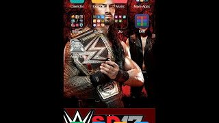Download wwe 2k17 SD only 65MB game for android (with Proof)