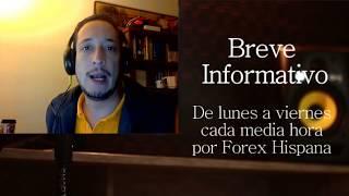 Breve informativo - Noticias Forex del 7 de Septiembre 2017
