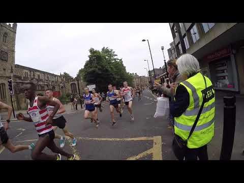 The Blaydon Race 2018