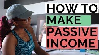Passive Income Ideas & Strategies In 2019
