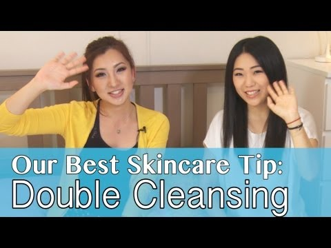 Top Asian Clear Skin Tip: The Double Cleansing Method